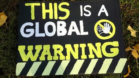Plakat der Bewegung