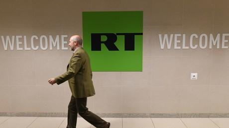 Mitarbeiter russischer Medien sind oft nicht willkommen.
