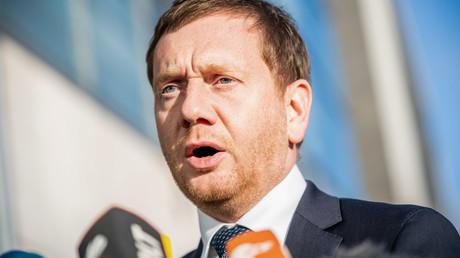 Ministerpräsident Sachsens Michael Kretschmer (CDU)