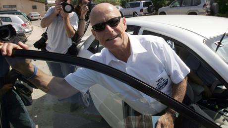 Ami Ajalon, ehemaliger hochrangiger Militär und Chef des israelischen Inlandsgeheimdienstes Schin Bet im Jahr 2007.
