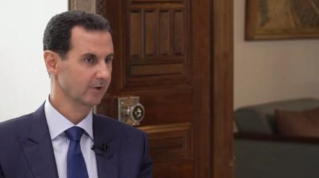 """Assad: """"Wir erleben in Syrien einen Mikrokosmos des Dritten Weltkriegs"""""""
