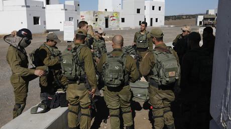Israel fürchtet einen vom Iran unterstützten Gegenschlag und führte deshalb ein Überraschungsmanöver im Norden des Landes durch. Die Soldaten sollen von