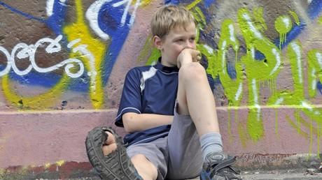 Die Armutsquoten von Kindern liegen in den 16 deutschen Bundesländern teils weit auseinander (Symbolbild).