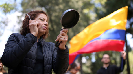 Proteste in Kolumbien: Präsident Iván Duque kündigt