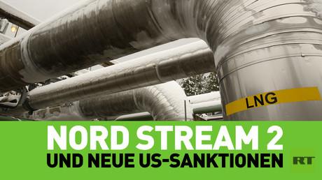 USA drohen erneut mit Sanktionen gegen Nord Stream 2