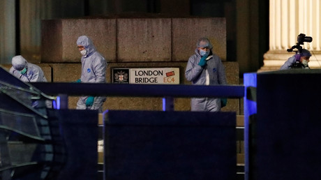 Messerattacke in London: Zwei Tote, Attentäter war verurteilter Terrorist