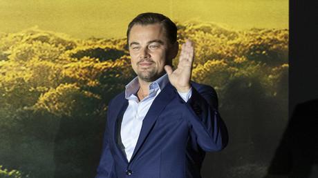 Brasiliens Präsident Jair Bolsonaro attackiert Leonardo DiCaprio wegen Waldbränden im Amazonas (Archivbild)