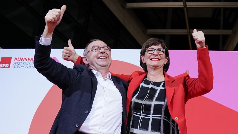 SPD nach der Wahl Wohin steuern die Sozialdemokraten