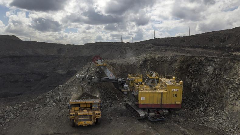 Indien will mit Kohle aus Russland Abhängigkeit von USA, Kanada und Australien verringern