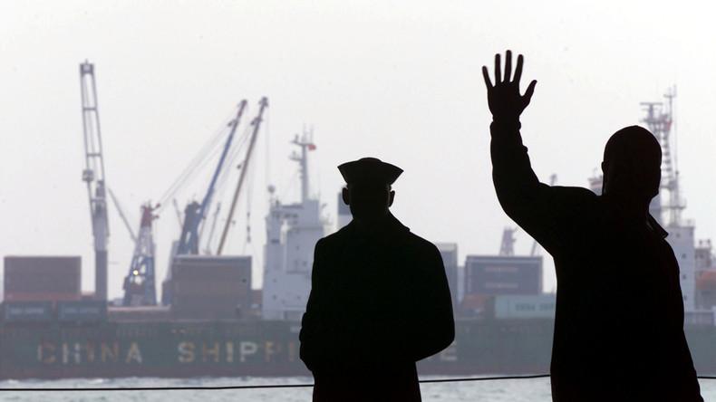 Als Maßnahmen gegen die USA: China sanktioniert Human Rights Watch und verbannt US-Kriegsschiffe