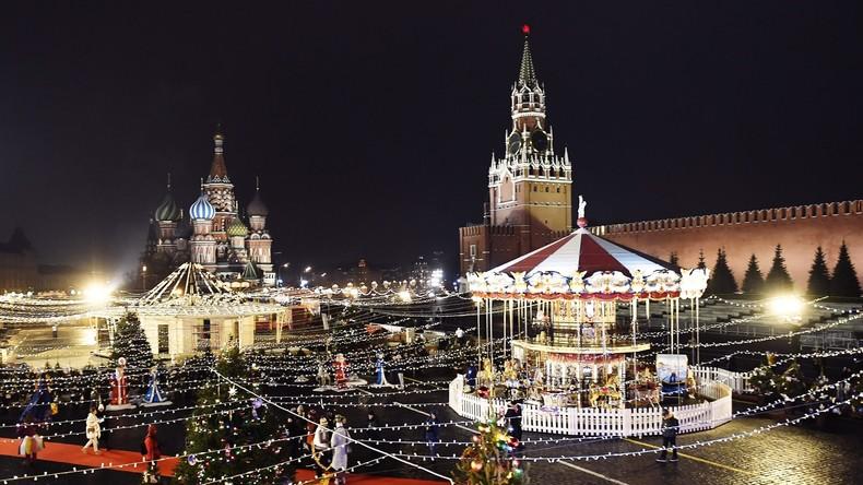 Moskau gewinnt Tourismus-Oscar und wird beliebtestes Reiseziel vor Paris und London