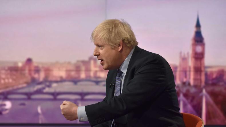Johnson nutzt Attentat auf London Bridge für Wahlkampf: Labour trägt Schuld