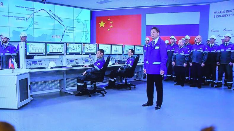 """Putin und Xi nehmen an Eröffnung der """"Power of Siberia""""-Pipeline teil"""