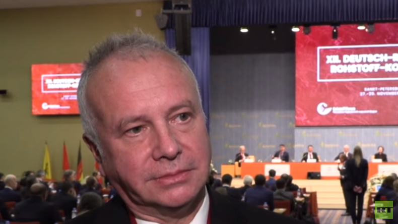 """Alexander Rahr zur deutsch-russischen Zusammenarbeit: """"Das Problem sind die Eliten"""" (Video)"""