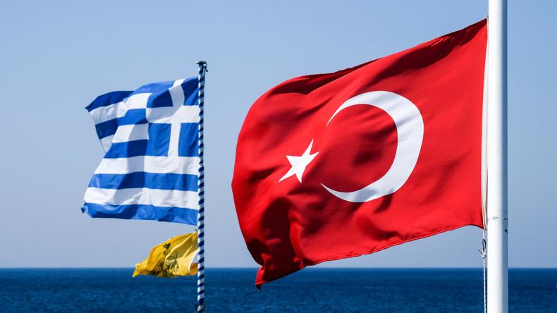 Bedrohlicher Konflikt um Erdgas im Mittelmeer: Griechen wollen NATO gegen Türkei einschalten
