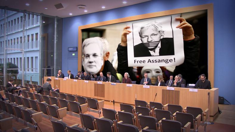 """Außenamt zu Berichten des UN-Sonderberichterstatters über Assange: """"Diese Berichte gibt es nicht"""""""