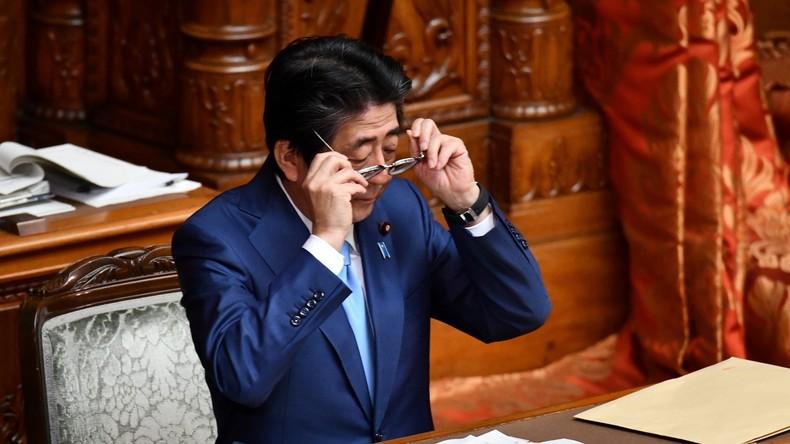 Tragikomödie der Abe-Administration: Wer füttert den Reißwolf im japanischen Kirschblütenskandal?