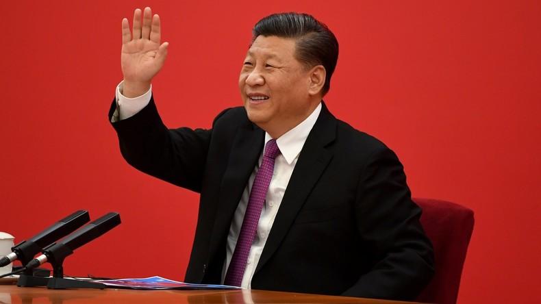 Xi Jinping kritisiert USA für Einmischung in innere Angelegenheiten von China und Russland