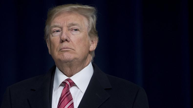Abschlussbericht zu Amtsenthebungsverfahren gegen Trump veröffentlicht