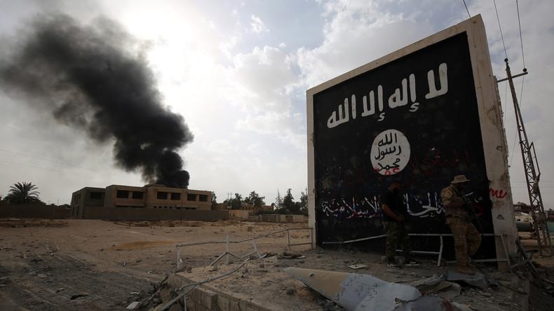 Ex-Stellvertreter von al-Baghdadi im Irak festgenommen