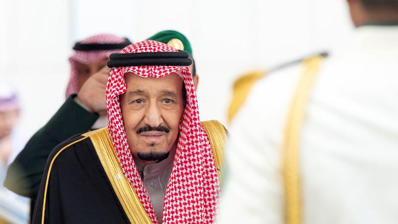 Saudischer König holt gegen Iran aus: Drohnenangriffe werden Saudi-Arabien nicht aufhalten
