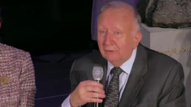 Nichts aus der Geschichte gelernt – Willy Wimmer geht knallhart mit Berliner Politik ins Gericht