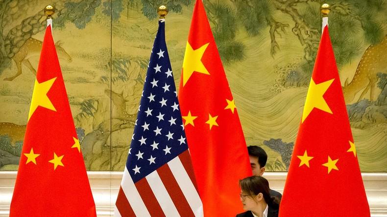 Wegen geplanten US-Sanktionen: Peking tritt bei Handelsabkommen auf Bremse
