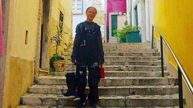 Der Umwelt zuliebe: Spanischer Verein bietet Greta Thunberg Esel zur Weiterreise an