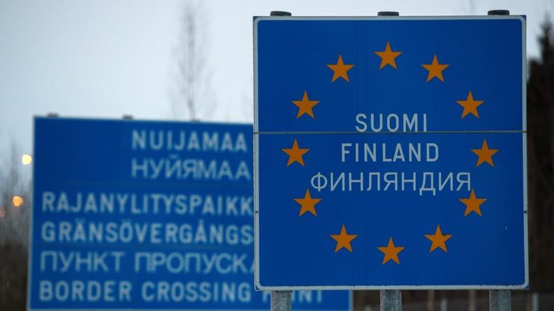 "Russland: Betrüger inszeniert mit falschen Grenzpfosten ""Grenzübertritt"" nach Finnland"