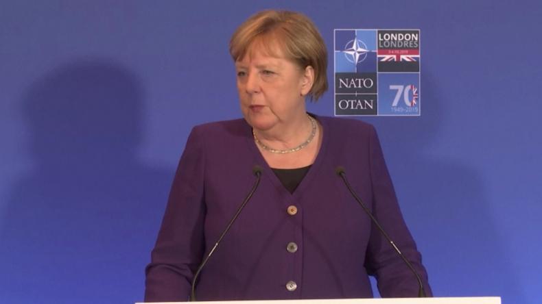 Merkel zu Rauswurf russischer Diplomaten: Habe natürlich auch mit Verbündeten darüber gesprochen