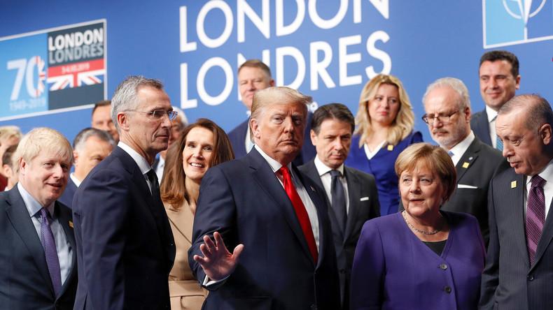 Londoner Pressefreiheit: Ruptly-Produzent Akkreditierung zu NATO-Gipfel im letzten Moment entzogen