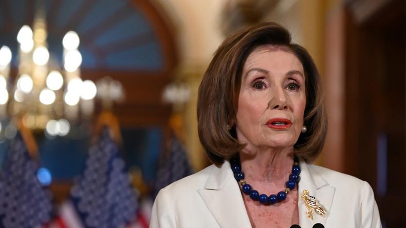 Repräsentantenhaus entwirft Anklagepunkte im Amtsenthebungsverfahren gegen Trump