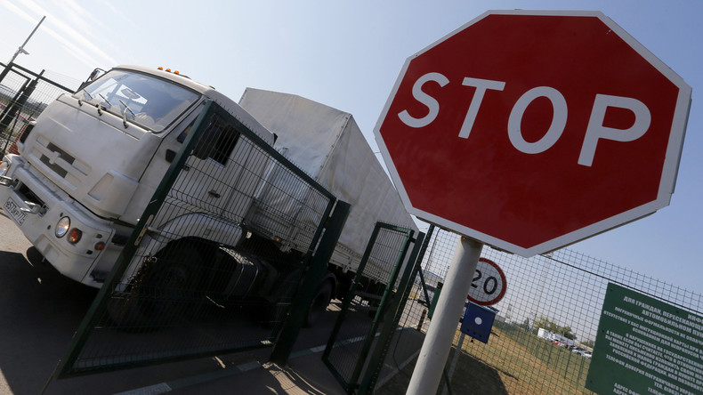 Ukraine verlängert antirussische Handelssanktionen um ein Jahr