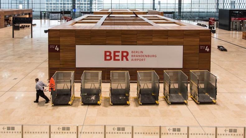 Es fehlt an Geld und Platz: Doch kein Neubau von Regierungsterminal am BER