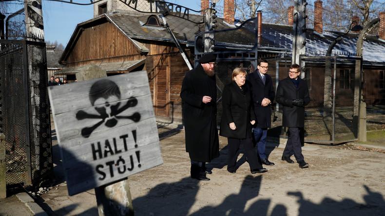 LIVE: Merkel besucht erstmals Auschwitz-Birkenau