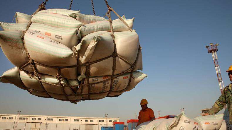 China verzichtet auf Zölle für einige Soja- und Schweinefleischimporte aus den USA