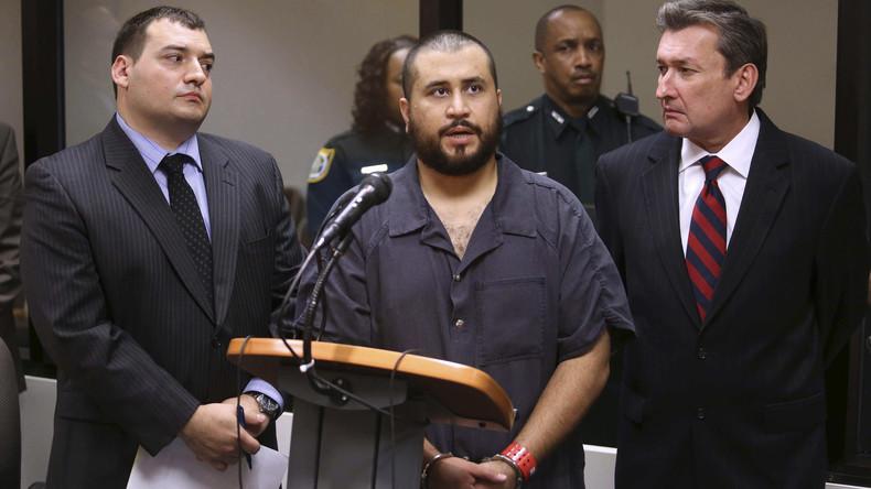 """US-Todesschütze George Zimmerman klagt auf 100 Millionen Dollar wegen """"psychologischer Folgeschäden"""""""