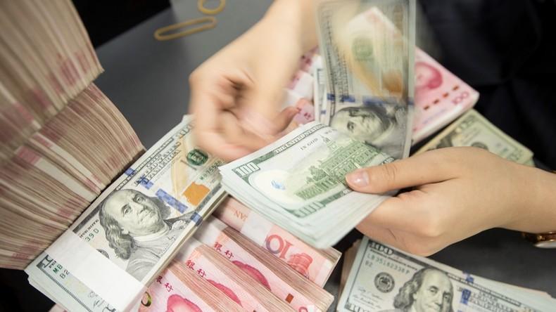 USA wollen Vergabe von Weltbank-Krediten an China unterbinden