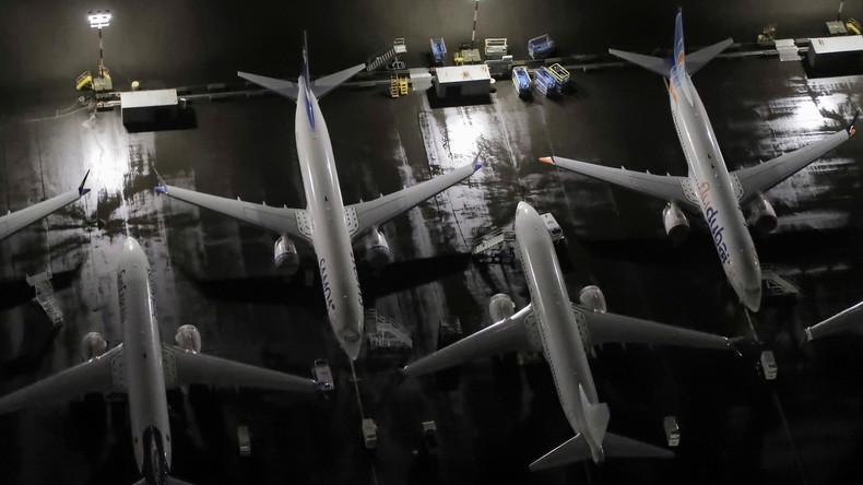 Defekte Teile in 737-Jets: US-Luftfahrtaufsicht will Boeing mit Millionenstrafe belegen
