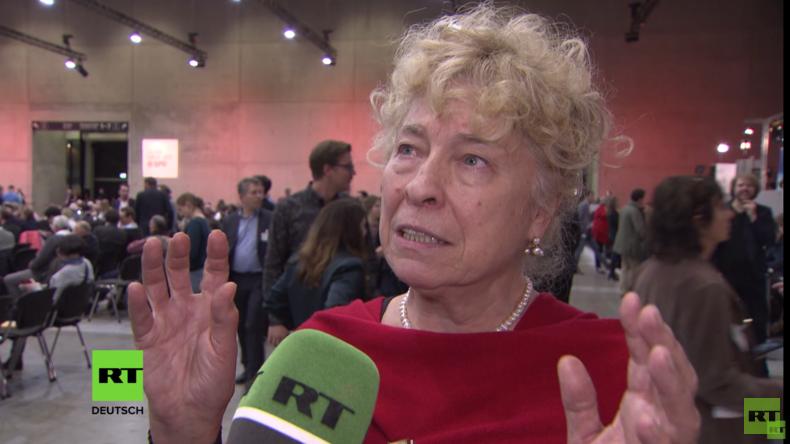 """Gesine Schwan im RT-Gespräch: """"Die SPD muss wieder brennen"""""""