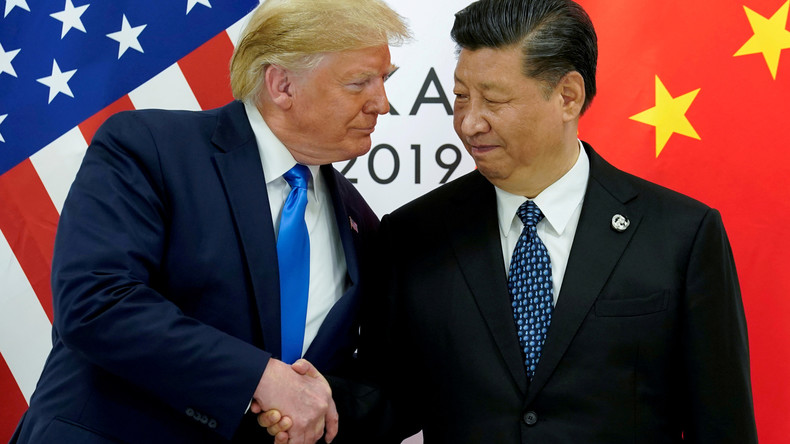 Trump: US-Handelsabkommen mit China muss möglicherweise bis nach den Wahlen 2020 warten