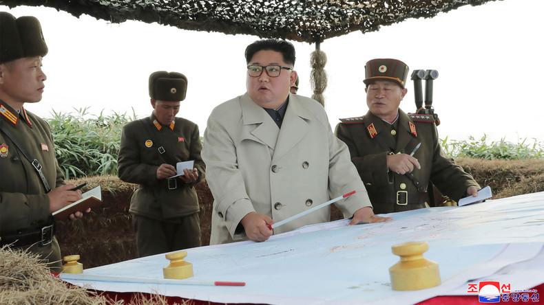 """Nordkorea meldet Test auf Satellitenstartgelände: """"Denuklearisierung vom Tisch"""""""