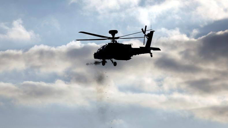 Israel fliegt Luftangriffe nach Raketenbeschuss aus Gazastreifen