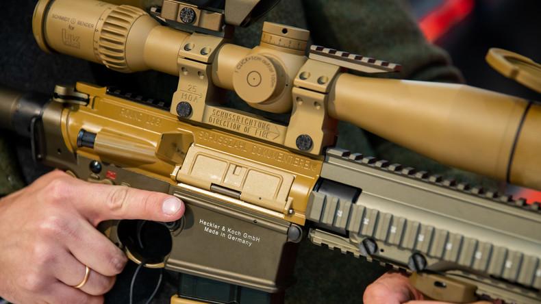 Weltweite Waffenverkäufe der größten Rüstungskonzerne: 420 Milliarden US-Dollar Jahresumsatz