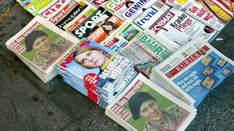 Österreich: Journalist gibt sich als Polizist aus, um Familie eines Mordopfers zu täuschen