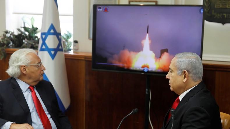 """Israel droht Iran mit Präventivschlag und """"eigenem Vietnam in Syrien"""""""
