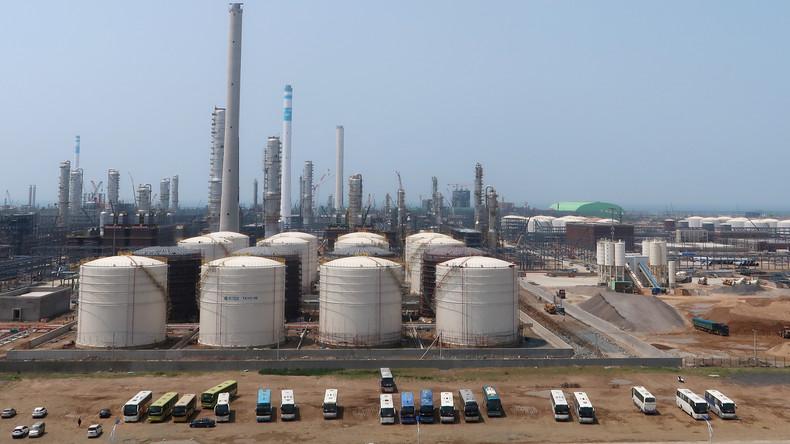 China startet milliardenschweres Unternehmen für Bau und Kontrolle von Öl- und Gaspipelines