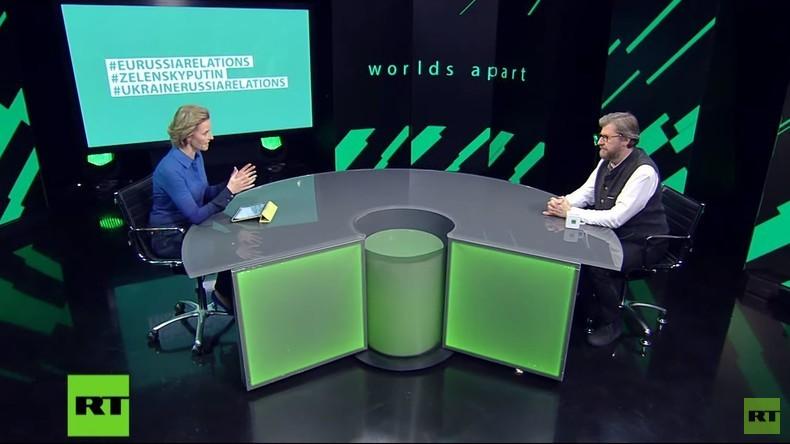 Politikwissenschaftler Fjodor Lukjanow: Gemeinsames Treffen ist ein Geschenk Putins an Selenskij