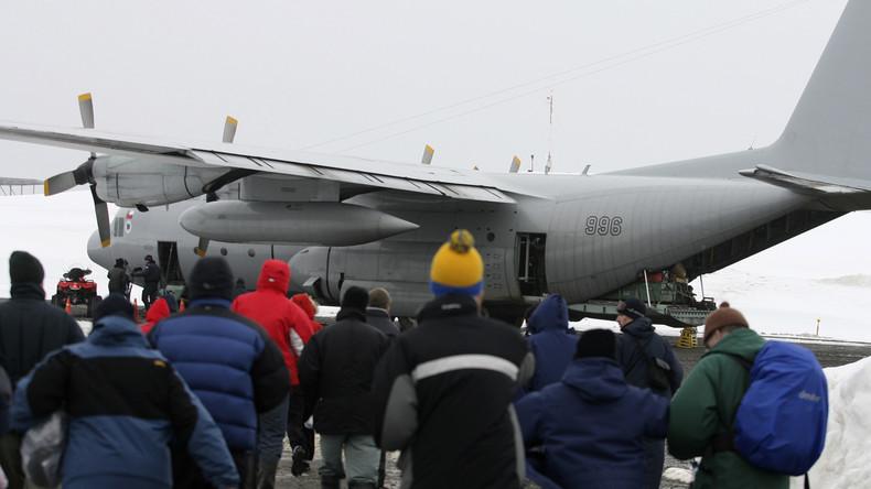 Chilenisches Militärflugzeug mit 38 Menschen an Bord verschwindet auf dem Weg in die Antarktis