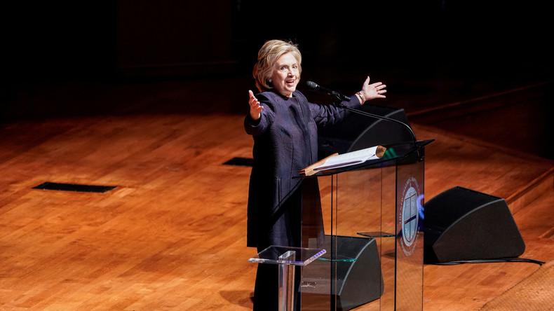 Hillary Clinton vor Jewish Labor Committee: Wir verbessern die Welt, wenn wir Trump absetzen
